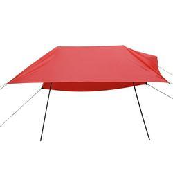 3 x 3m Sun Shelter Beach Tent Portable Canopy Outdoor