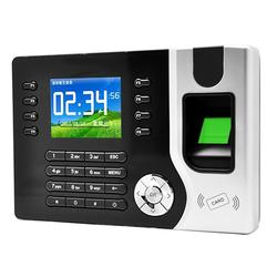 Fingerprint ID Card Reader Door Lock Time Attendance