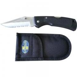 Mossberg Extra Heavy-Duty Lockback Knife in Aluminum Case