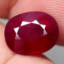 Seductive 5.20ct blood red Ruby
