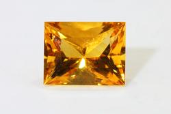 Natural Citrine - Tons of Sparkle!