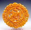 Jade Stone Old Nephrite Carved Pendant