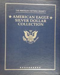 American Silver Eagle Dollar Collection 86-97
