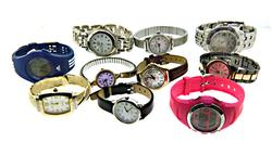 A Dozen Watches, Mostly Non Functioning