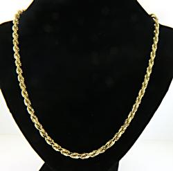 Very Nice Weight Gents Rope Chain