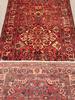 Lovely Mid Century Handmade Vintage Persian Borchalou