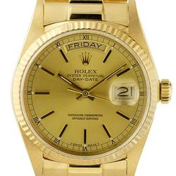 All Original Gents 18K Rolex Presidential
