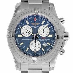 Large Gents 44mm Breitling Colt Swiss Watch