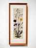 Beautiful pair of Framed Flowers lithographs