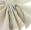 Fabulous Diamond In-and-Out Hoop Earrings