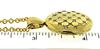 Tempting Locket Pendant with Diamonds in 18K