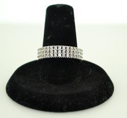 Gorgeous Silver Gemstone Ring