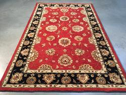 Decorative Trendy Hand Made Wool 6x8 Area Rug