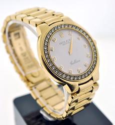 18K Diamond Rolex Cellini