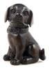 Ironwood Puppy Hand Carved Sculpture