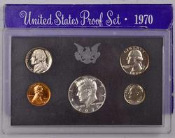 1970 Small Date US Proof Set