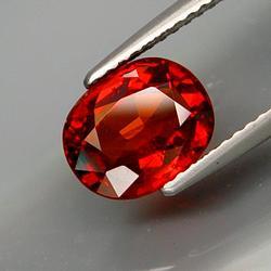 Top orange red 2.70ct Spessartite Garnet