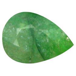 1.50ct emerald green copper bearing Tourmaline