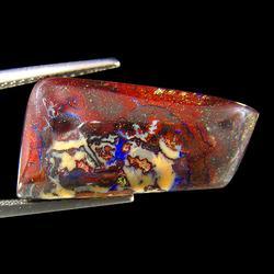 Captivating 15.65ct Koroit Boulder Opal
