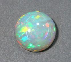 Large Round Natural Opal - 3.09 cts.