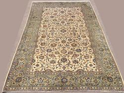 Inspiring 1960s Authentic Handmade Vintage Persian Rug