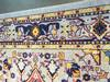 MAGNIFICENT VINTAGE REPRODUCTION RUG 8X10