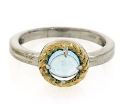 Le Vian Blue Topaz Cocktail Ring
