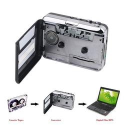 Cassette Tape to MP3 Audio Converter Music Song Player