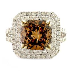 Simply Stunning Diamond Ring in 14KT Gold