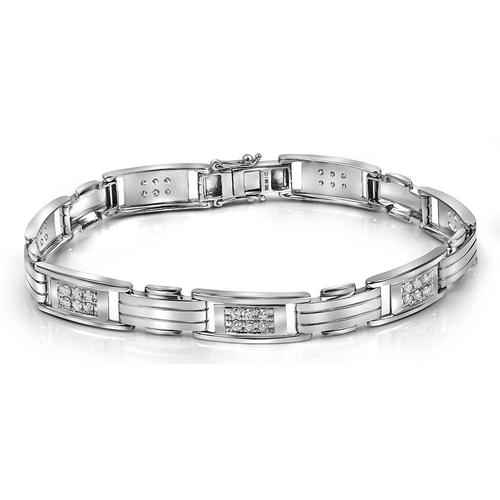 Gents Diamond Bracelet!