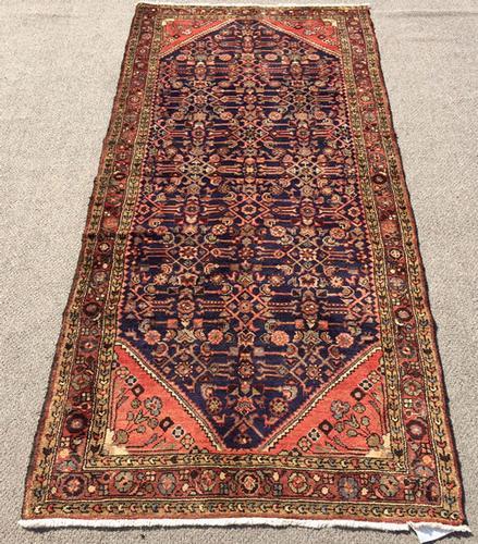Breathtaking 1950s Armenian Weave Vintage Persian Talesh