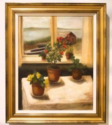 Original Oil on Canvas by Donna Matthews