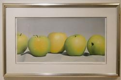 Beautiful still life Color Lithograph by Michel Pellus