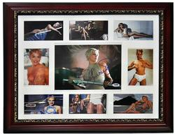 Sharon Stone Autographed Signed 9 Photo 20x25 Display P