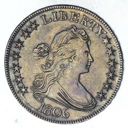 1806 Draped Bust Half Dollar - Choice