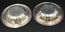 Pair of Louis XIV Towle Sterling Bon bon Bowls