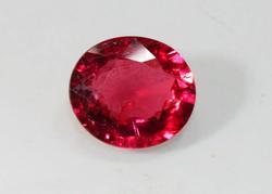 Firery Natural Pink Tourmaline - 5.61 cts.