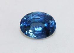 Alluring Natural Blue Sapphire - 1.65 cts.