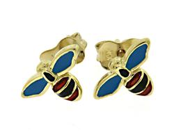 Charming Insect Stud Earrings