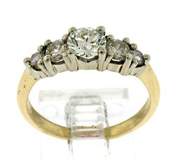 Gorgeous Diamond Ring in 14kt