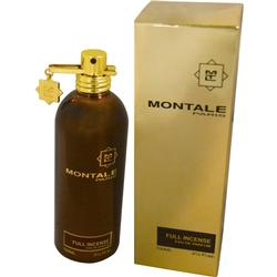 MONTALE PARIS FULL INCENSE by Montale EAU DE PARFUM SPRAY 3.4 OZ