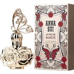 LA NUIT DE BOHEME GOLD by Anna Sui EDT SPRAY 1 OZ