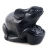 Ironwood Hand Carved Ebony Japanese Netsuke