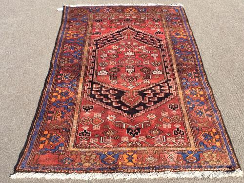 Enchanting High Quality Vintage Persian Rug