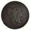 1797 Liberty Cap Half Cent - Circulated