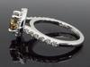 1.49CTW Chocolate Colored Diamond Ring