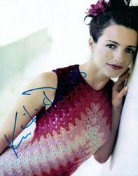 Kristin Davis Autographed Signed 8x10 Sex And The City