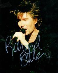 Richard Butler Autographed Signed 8x10 Concert Photo RA