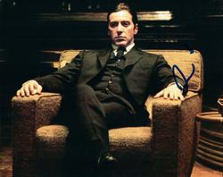 Al Pacino Carleone Autographed Signed 8x10 Photo AFTAL