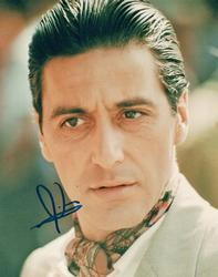 Al Pacino Carleone Godfather Autographed Signed 8x10 Ph